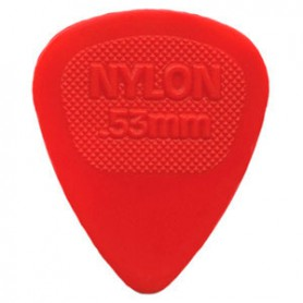 Dunlop Nylon Midi Pick 0.53mm.