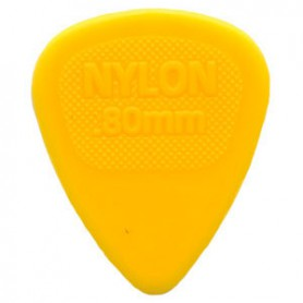 Púa Dunlop Nylon Midi 0.80mm.