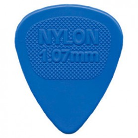 Dunlop Nylon Midi Pick 1.07mm.