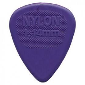 Dunlop Nylon Midi Pick 1.14mm.