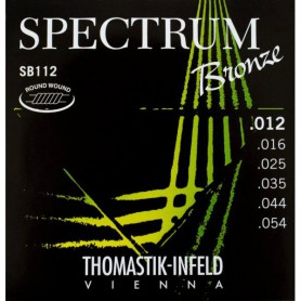 Thomastik Spectrum Bronze Acoustic Strings SB112 12-54