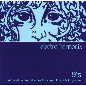 Cuerdas Eléctrica Electro Harmonix 09-42