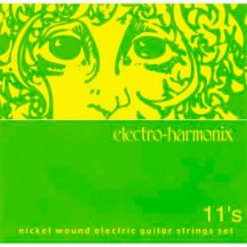 Cuerdas Eléctrica Electro Harmonix 11-48