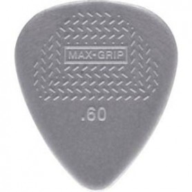 Dunlop Max Grip Nylon Standard 0.60mm. Picks