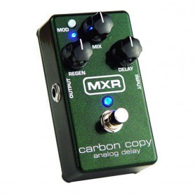 Pedal MXR 169 Carbon Copy Analog Delay