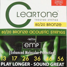 Cleartone EMP Acoustic Strings Medium 13-56