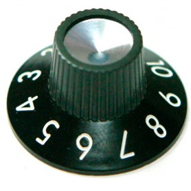 Fender Skirted Knob Type