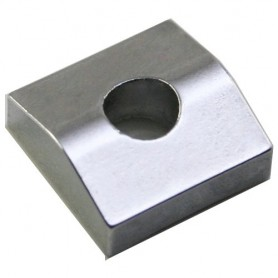 Schaller FR 390001 Nut Clamping Block Chrome