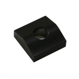 Placa de Bloqueo de Cuerdas Schaller FR 390003 Negro