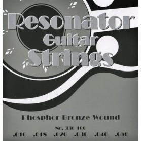 Cordes d'acústica Ressonadora-Dobro Pyramid Resonator 16-56