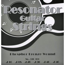Cuerdas de guitarra acústica Dobro/Resonadora Pyramid Resonator 16-56