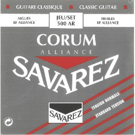 Savarez Corum Alliance 500AR Normal Tension Classical Strings
