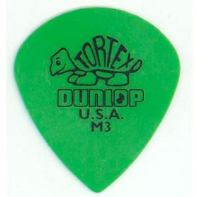 Púes Dunlop Tortex Jazz M3 Medium