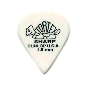Púes Dunlop Tortex Sharp 1.50mm.