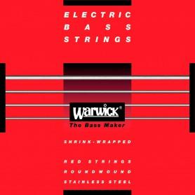 Cuerdas Bajo Warwick Red Label 45-135