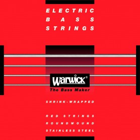 Warwick 42301M Red Label Bass Strings 45-135