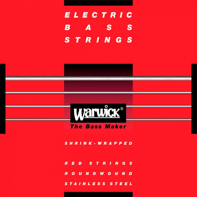 Cuerdas Bajo Warwick 42301M Red Label 45-135
