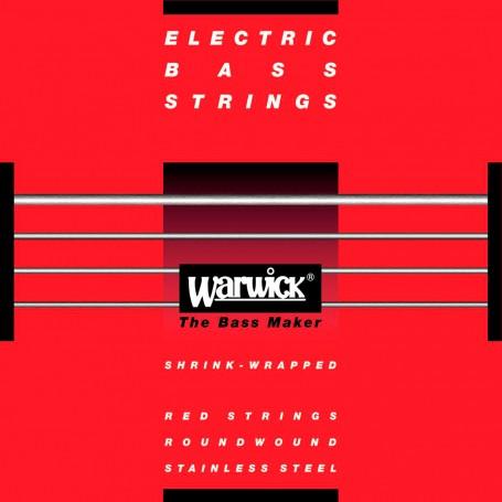 Cuerdas Bajo Warwick 42301M Red Label 45-135