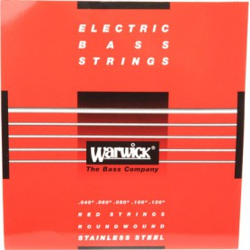 Cuerdas Bajo Warwick 42300ML Red Label 40-130