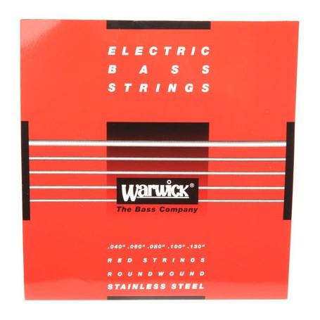 Cuerdas Bajo Warwick 42300ML Red Label 40-130 -130