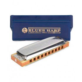 Hohner Blues Harp MS Harmonica C