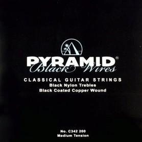 Cordes de Clàssica Pyramid Black Wires