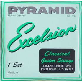 Pyramid Excelsior Hard Tension Classical Guitar Strings