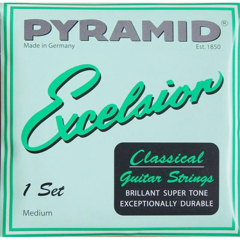 Cuerdas de Clásica Pyramid Excelsior Hard Tension