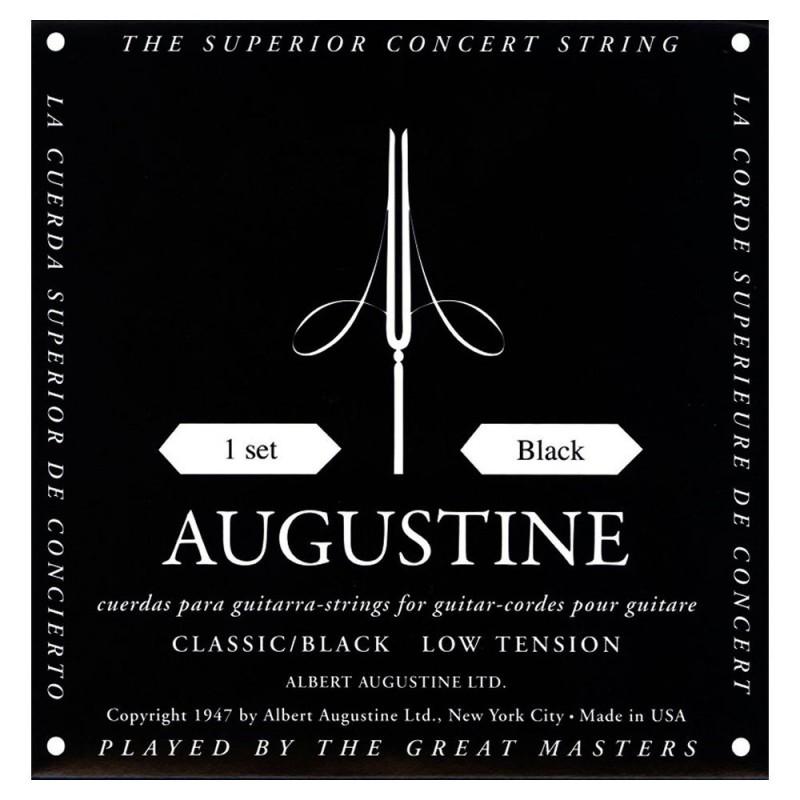 Cuerdas_ClyAsica_Augustine_Black_Low_Tension_
