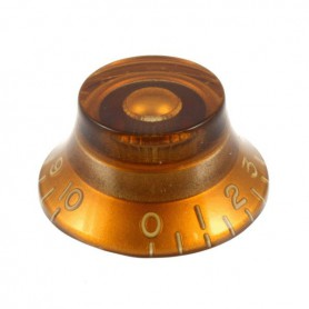 Amber Gibson Bell Knob