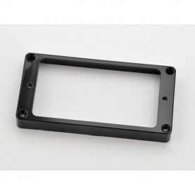 Black Flat Humbucker Ring Mounting for Bridge Position