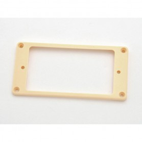 Cream Arched Top Humbucker Ring Mounting for Neck Position