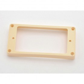 Cream Arched Top Humbucker Ring Mounting for Bridge Position