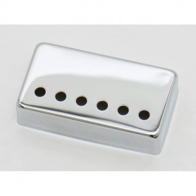 Silver Cover for Humbucker Pickup