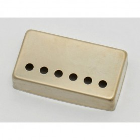 Cubierta de Pastilla Humbucker Antique Silver Nickel 50mm.