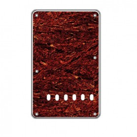 Tortoise Strat Backplate Tremolo Cover