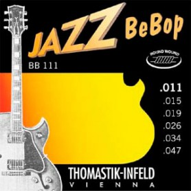 Thomastik Jazz BeBop Electric Strings BB111 11-47