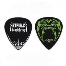 Púa Dunlop James Hetfield Black Fang Ultex 0.73mm.