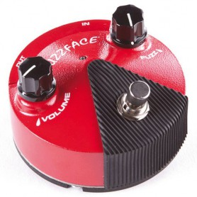Pedal Dunlop FFM2 Germanium Fuzz Face Mini