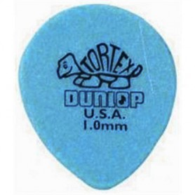 Dunlop Tortex Teardrop 0.88mm. Picks