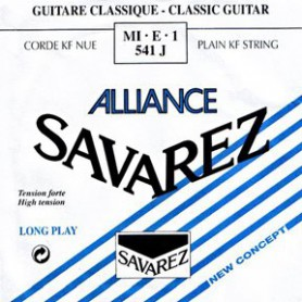 Cuerda Suelta Clásica Savarez Alliance 541J 1ª Tensión Fuerte