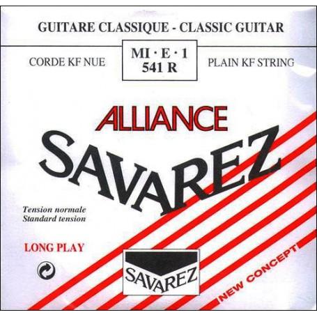 Cuerda Suelta Clásica Savarez Alliance 541R 1ª Tensión Normal-Mi_1_Tensiyn_Normal