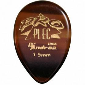 Púa D´Andrea Pro Plec 358 1.5mm.