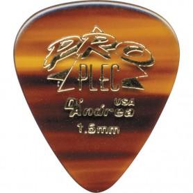 Púa D´Andrea Pro Plec 351 1.5mm.