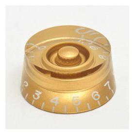 Botó de Potenciòmetre Goldo Speed Daurat