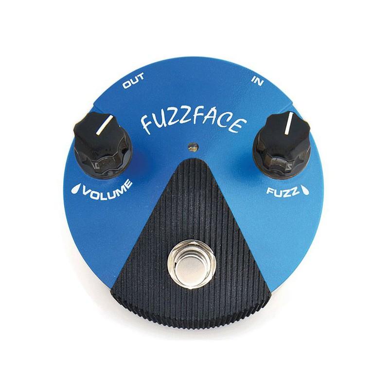 Pedal_Dunlop_FFM1_Silicon_Fuzz_Face_Mini