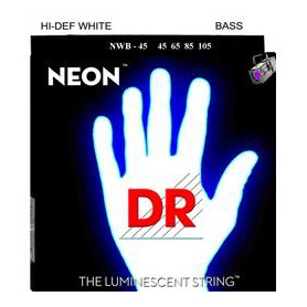Cuerdas_Bajo_DR_Strings_Neon_White_45-105