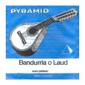 Cuerdas de Bandurria-Laud Pyramid