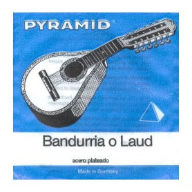 Pyramid Bandurria-Laud Strings