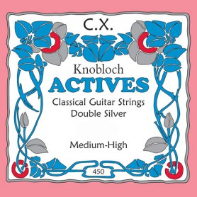 Knobloch Actives CX 3-G Medium-High Tension Classical Single String
